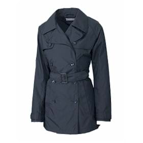 Cutter & Buck LADIES' WeatherTec Mason Trench Coat