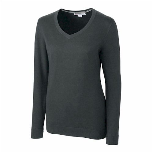 Cutter & Buck LADIES' Lakemont V-Neck Sweater