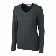 Cutter & Buck | Cutter & Buck LADIES' Lakemont V-Neck Sweater