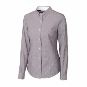 Cutter & Buck L/S Epic Easy Care Gingham Shirt