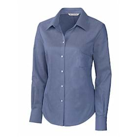 Cutter & Buck LADIES' L/SEasy Care Oxford