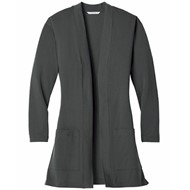 Port Authority | Port Authority ® Ladies Long Pocket Cardigan