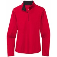 Port Authority | Port Authority Ladies Silk Touch 1/4-Zip