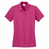 Port Authority | Port & Company LADIES' Ring Spun Pique Polo