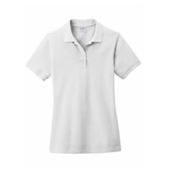 Port Authority | Port & Company® Ladies Ring Spun Pique Polo