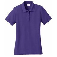 Port Authority | Port & Company LADIES' 50/50 Pique Polo