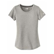 New Era | New Era® Ladies Series Performance Scoop Tee