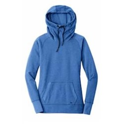 New Era | New Era® Ladies Tri-Blend Fleece Pullover Hoodie