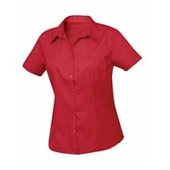 Clique by Cutter Buck | CLIQUE S/S LADIES' Caitlin Stain Resistant Twill