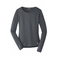 Ogio | OGIO® ENDURANCE Ladies Long Sleeve Pulse Crew