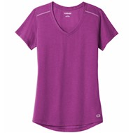 Ogio | OGIO ® ENDURANCE Ladies Peak V-Neck Tee
