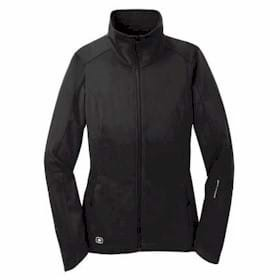 OGIO LADIES' Endurance Crux Soft Shell Jacket