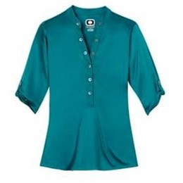 Ogio | OGIO LADIES' Crush Henley