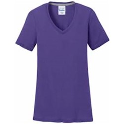 Port Authority | P&C® Ladies Performance Blend V-Neck Tee