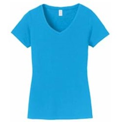 Port Authority | Port & Company® Ladies Fan Favorite V-Neck Tee
