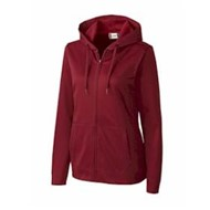 Clique by Cutter Buck | CLIQUE LADIES' Lady Vaasa Full Zip Hoodie