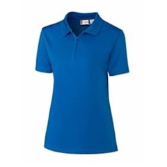 Clique by Cutter Buck | CLIQUE LADIES' Malmo Snag Proof Zip Polo