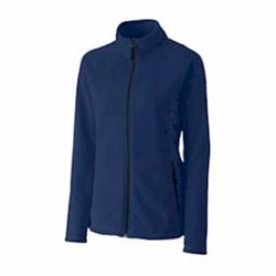 Clique by Cutter Buck | Clique LADIES' Summit Microfleece Hybrid Full Zip