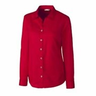 Clique by Cutter Buck | CLIQUE LADIES' L/S Avesta Twill Shirt