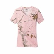 Russell Outdoors | Russell Outdoors Realtree LADIES' V-Neck T-Shirt