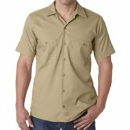 Dickies | Dickies 4.25oz. Industrial Short Sleeve Work Shirt
