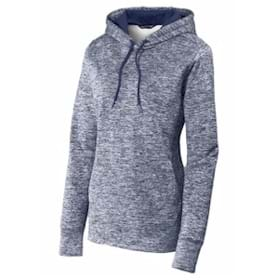 Sport-Tek LADIES' Heather Fleece Pullover
