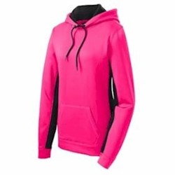Sport-tek | LADIES' Sport-Wick Hooded Pullover