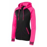 Sport-tek | Sport-Tek LADIES' Sport-Wick Fleece Hooded Jacket