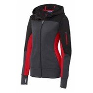 Sport-tek | Sport-Tek LADIES' Tech Fleece Hooded Jacket