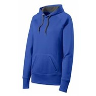 Sport-tek | Sport-Tek LADIES' Tech Fleece Hooded Sweatshirt