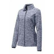 Sport-tek | Sport-Tek® Ladies Electric Heather Soft Shell