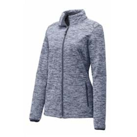 Sport-Tek® Ladies Electric Heather Soft Shell