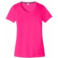 Sport-tek | Ladies PosiCharge® Competitor™ Scoop Neck