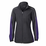 Sport-tek | Sport-Tek LADIES' Piped Colorblock Wind Jacket