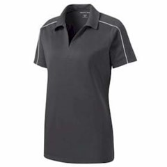Sport-tek | LADIES' Micropique Sport-Wick Piped Polo