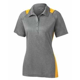 Sport-Tek LADIES' Colorblock Contender Polo
