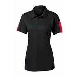 Sport-tek | Sport-Tek LADIES' Active Textured Colorblock Polo