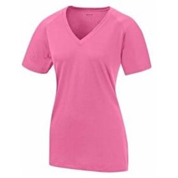 Sport-tek | Sport-Tek LADIES' Performance V-Neck Shirt