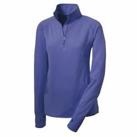 Sport-Tek LADIES' Sport-Wick Stretch Pullover