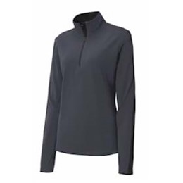 Sport-tek | Sport-Tek® Ladies Colorblock 1/4-Zip Pullover