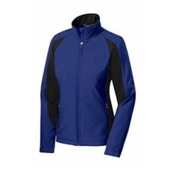 Sport-tek | LADIES' Colorblock Soft Shell Jacket