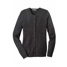 Port Authority LADIES' Value Jewel Neck Cardigan