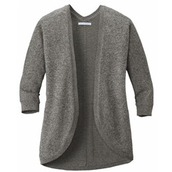 Port Authority | Port Authority ® Ladies Marled Cocoon Sweater