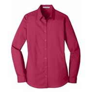 Port Authority | ® Ladies L/S Carefree Poplin Shir