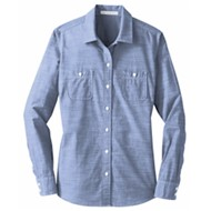 Port Authority | Port Authority® Ladies Slub Chambray Shirt