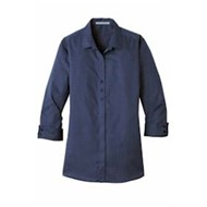 Port Authority | Port Authority® Ladies 3/4-Sleeve Tattersall Shirt