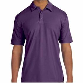 ALO Sport Performance 3-Button Mesh Polo