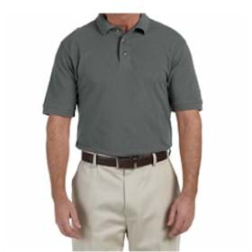 Harriton 6 oz Cotton Pique Short-Sleeve Polo