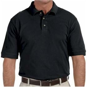 Harriton TALL 6oz. Cotton Pique Polo