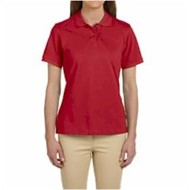 Harriton | Harriton 6 oz Cotton Pique Ladies' Short-Sleeve Po